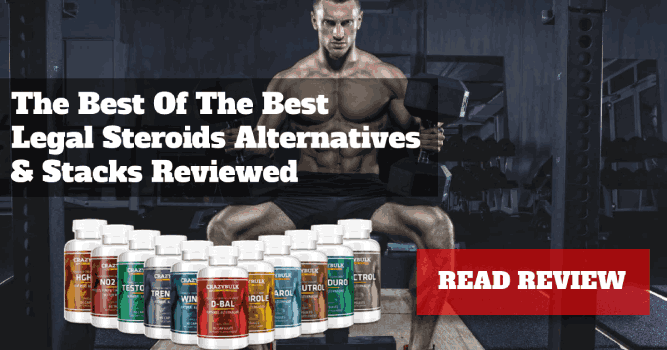 the best of the best legal steroids alternatives
