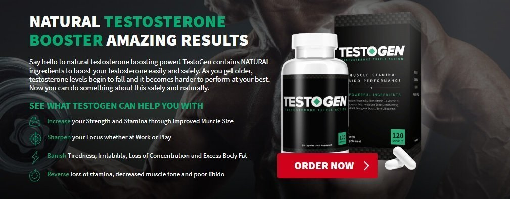 Testogen Review Testogen GNC Best Testosterone booster